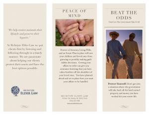 Elder Law Brochure - General1
