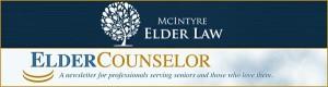 Elder Law Newsletter - Header