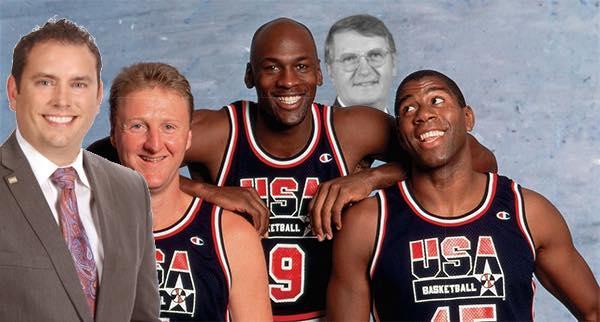 Dream Team Photo